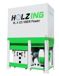 HOLZING RLA 125 VIBER Power 4500 m3h