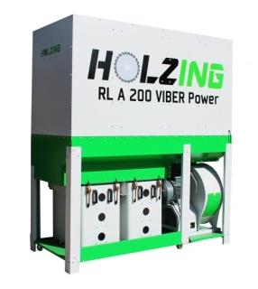 HOLZING RLA 200 VIBER Power 6500 m3h