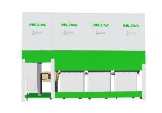 Odsávání pilin HOLZING RLA 400 VIBER Power 11300 m3h