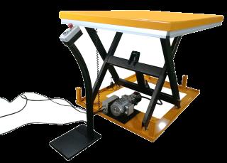 Elektrický nůžkový pracovní stůl SN 1000