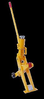 Hydraulický nízkozdvižný vozík PN4 s nízkým profilem