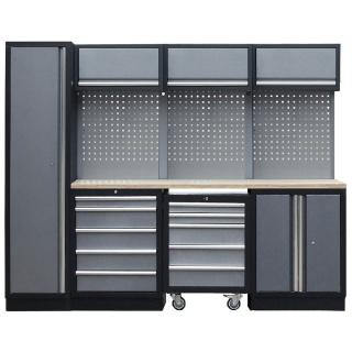 Skříňka na nářadí / dílenský nábytek OPTION 2
